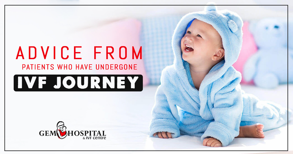 Advice from patients who have undergone IVF Journey