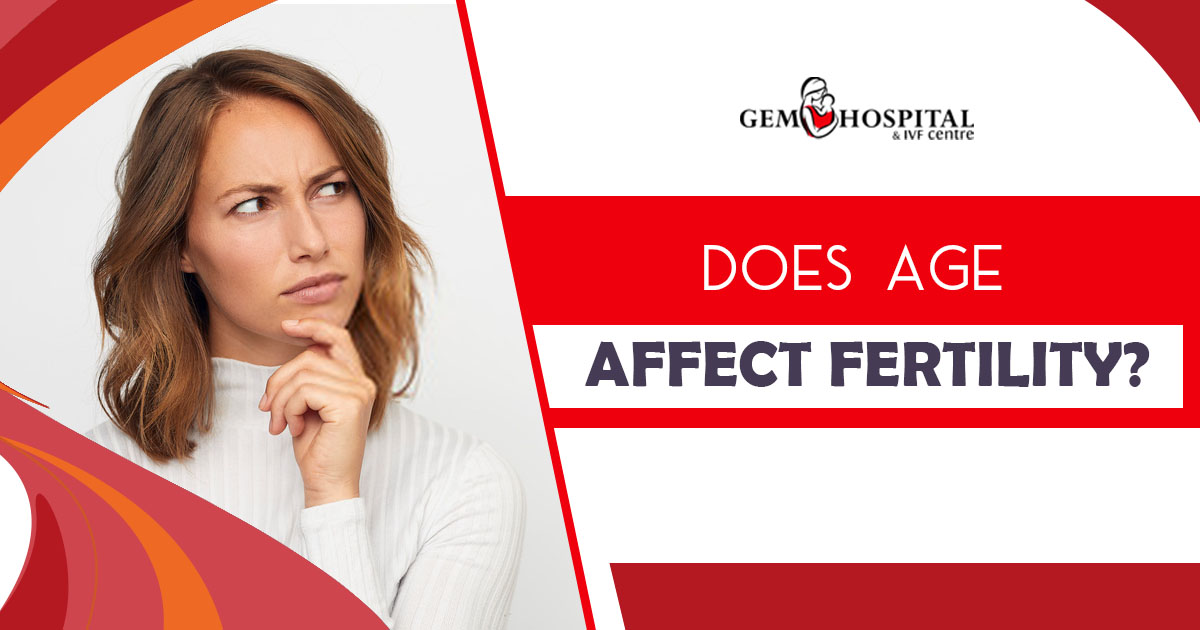 Does age affect fertility