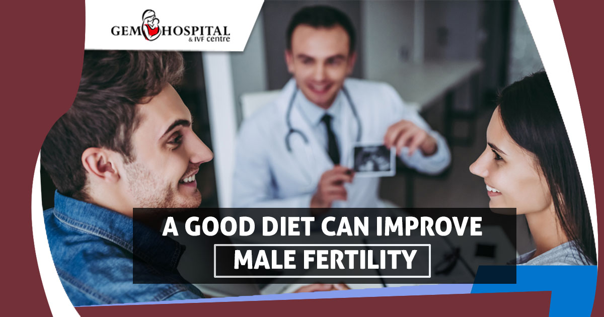 List of Food that Can Improve and Boost Male Fertility