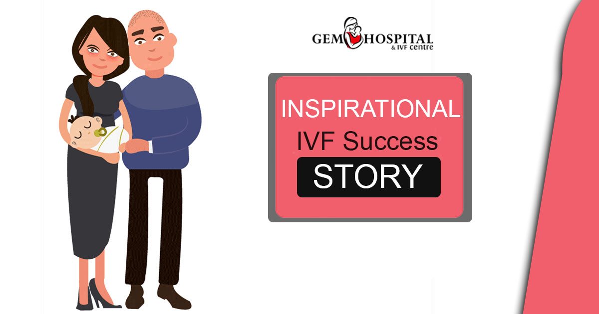Inspirational IVF success story - Gem Hospital and IVF centre Punjab