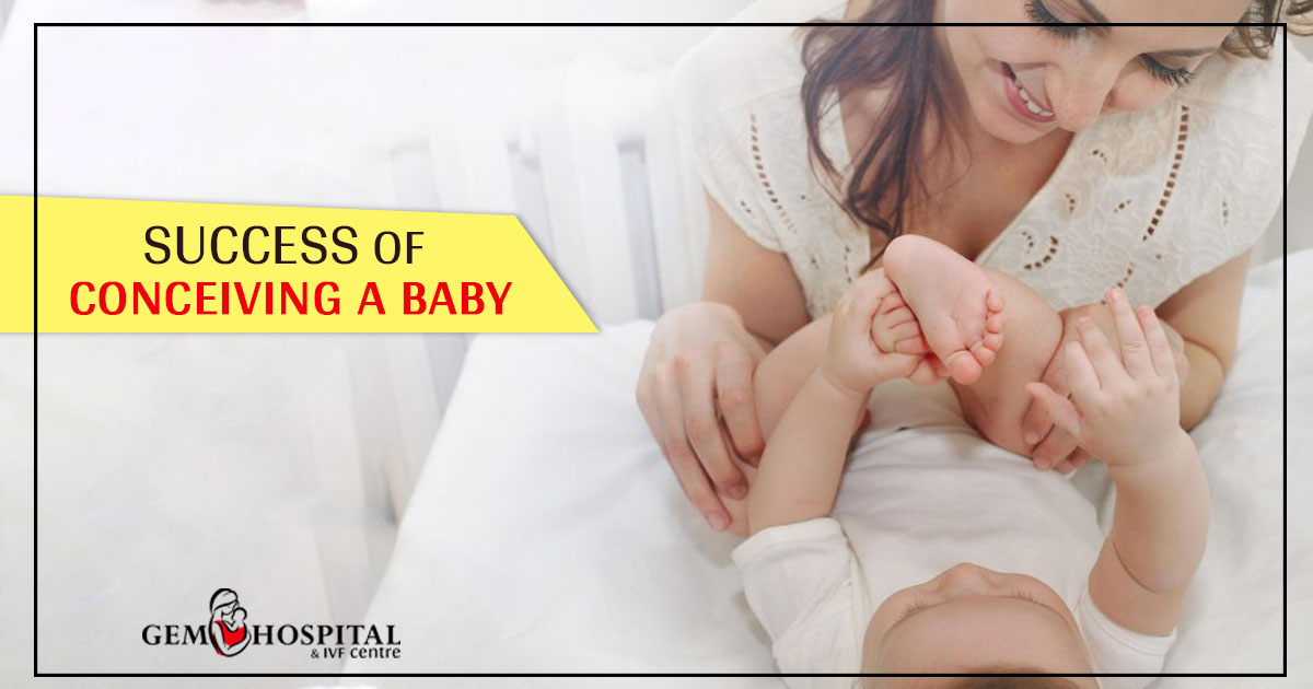 Success of conceiving a baby Punjab