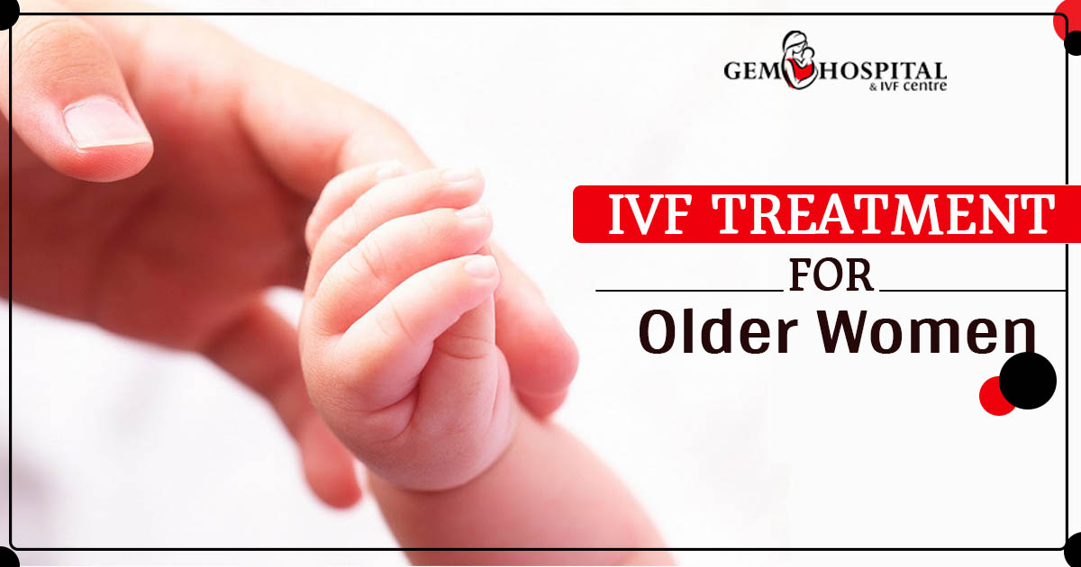 IVF treatment for older women Punjab