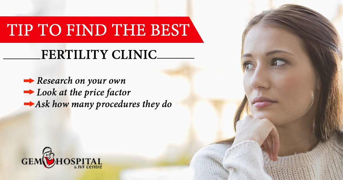 Tip to find the best fertility clinic Punjab