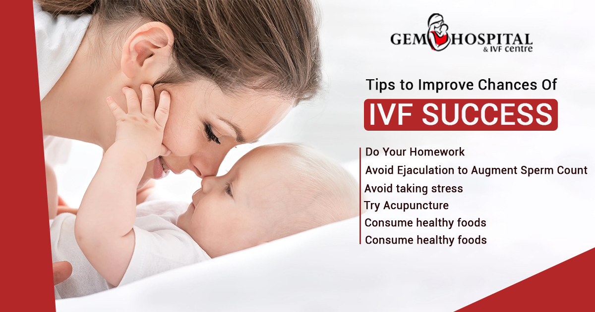 Tips to improve chances of IVF success Punjab