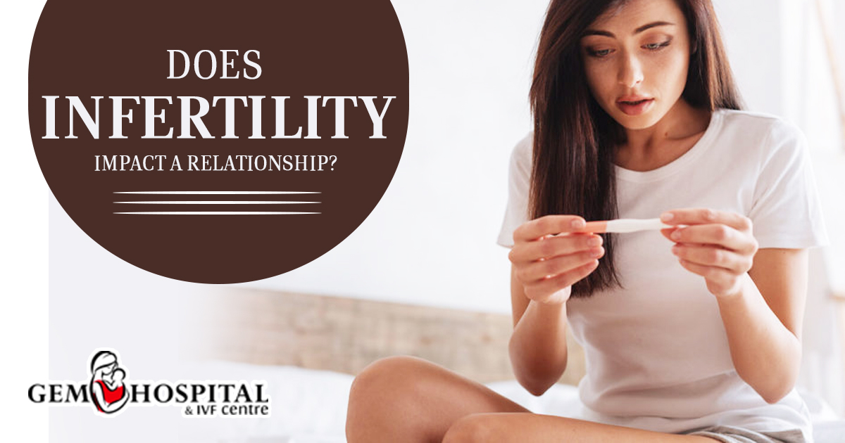Does Infertility impact a relationship