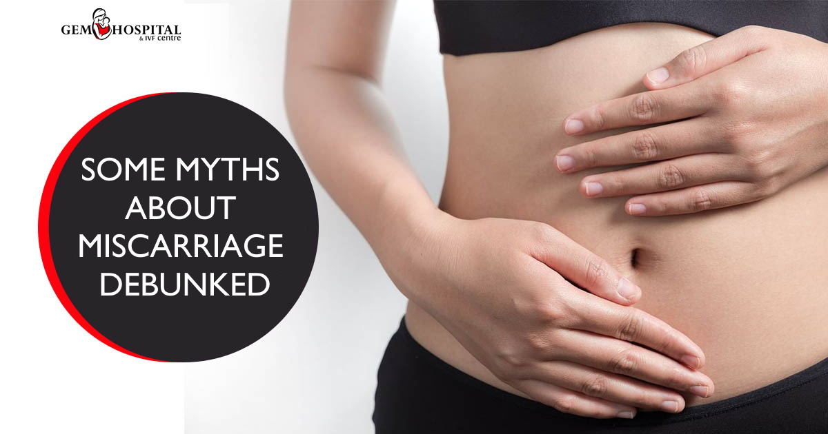 Some Myths About Miscarriage Debunked