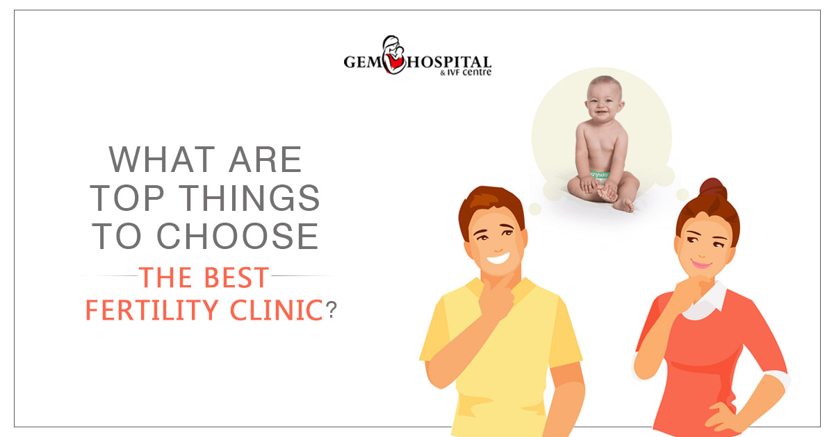 What are the top tips to choose the best Fertility Clinic in India