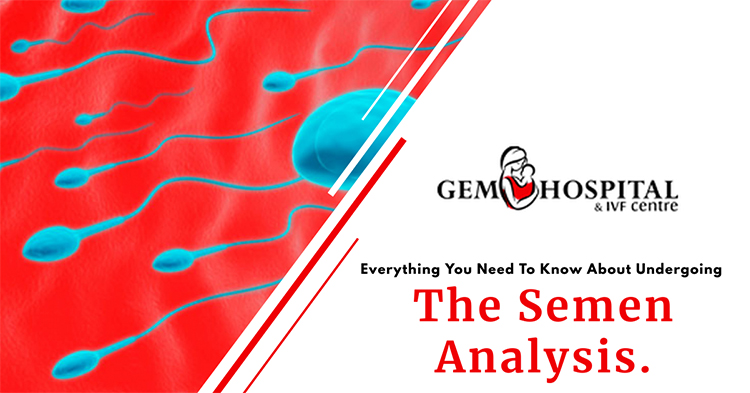 Everything you need to know about undergoing the Semen Analysis