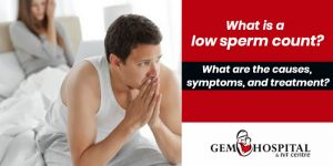 What is a low sperm count What are the causes, symptoms, and treatment