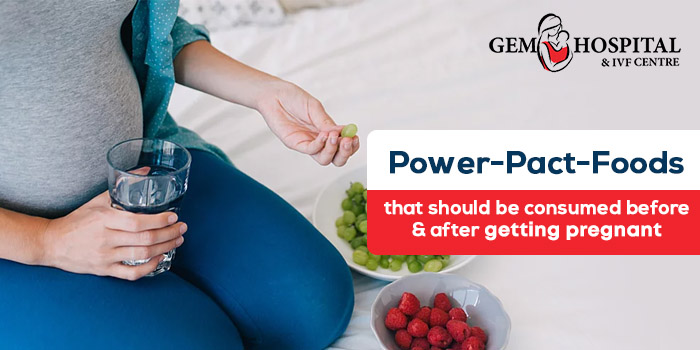 Power-Pact-Foods that should be consumed before & after getting pregnant