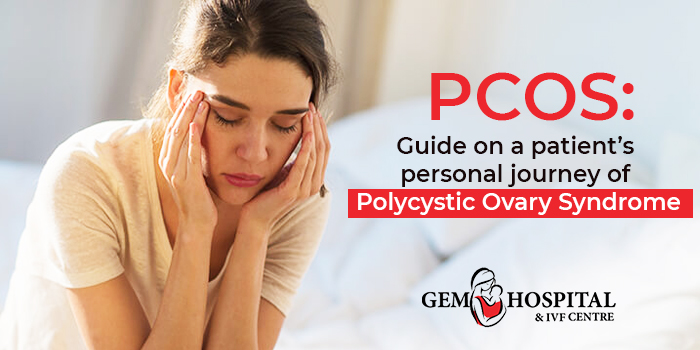 PCOS Guide on a patient's personal journey of Polycystic Ovary Syndrome