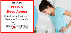 How are PCOS and Sleep Apnea linked to each other Is there any treatment